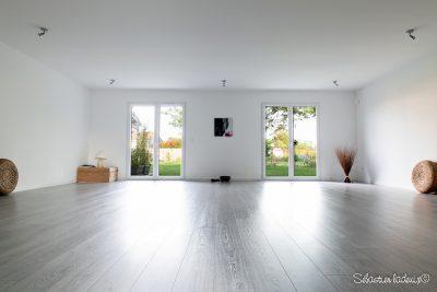 salle des pratiques de Yoga