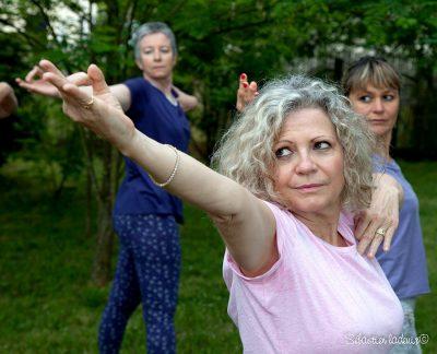 douce cible (Shiva archa yoga asana)